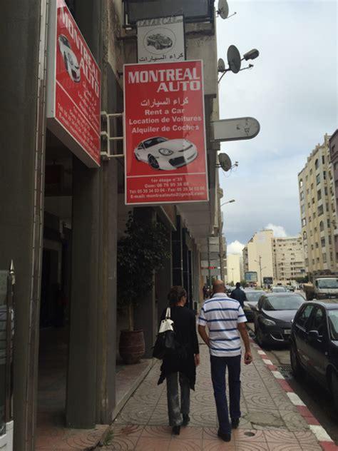 alquilar coche en puerto de tanger ruta en coche por el norte de marruecos my guia de viajes