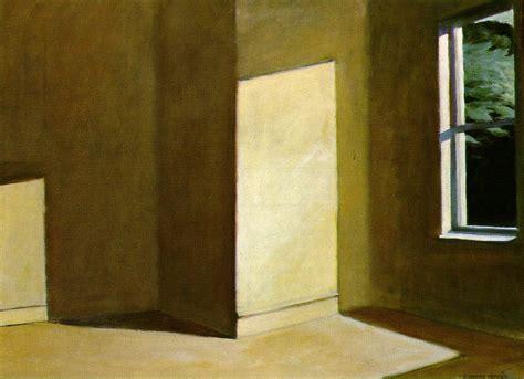 sun in an empty room webmuseum hopper edward interior