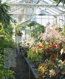 greenhouse interior gardens greenhouses