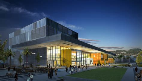 San Francisco Institute Of Architecture Green Mba by Jetson Green Sf Performing Arts Center Leed Design