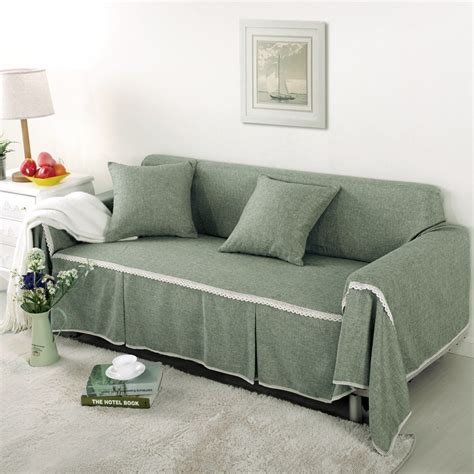 three cushion couch cover funda sofa cover for couch 1 2 3 cushion couch cover