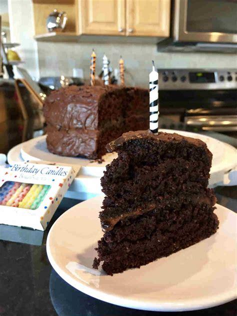 healthy aqua faba vegan chocolate birthday cake free