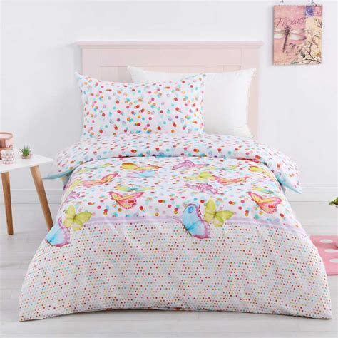 Butterfly Quilt Covers by House Butterfly Quilt Cover Set