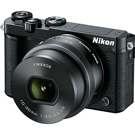 nikon j1 mirrorless nikon 1 j5 mirrorless digital with 10 30mm lens