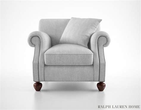 ralph lauren armchair ralph lauren edwardian armchair 3d model max obj fbx