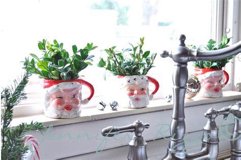 Mug Natal Santa Claus natal 2016 ornamen paling ciamik untuk mendekor rumah di