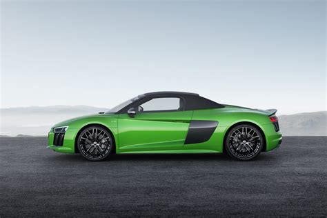 audi r 8 spider audi drops the top on the new r8 spyder v10 plus