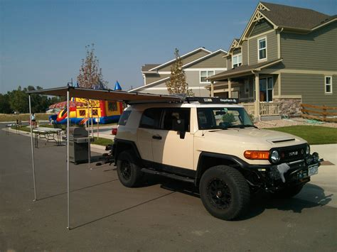 fj awning toyota fj cruiser forum view single post awning