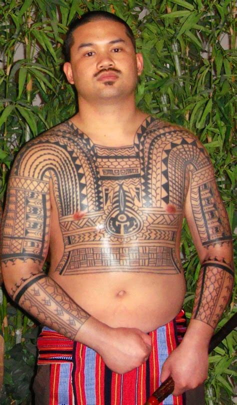 ancient filipino tribal tattoos needles and sins artist spotlight