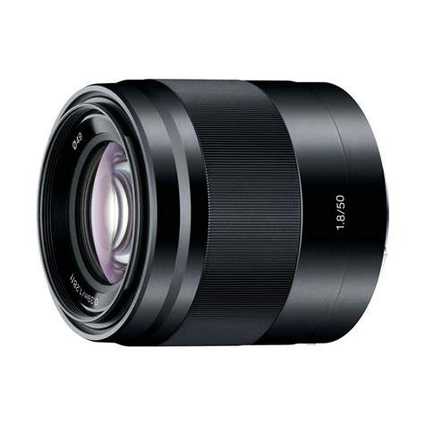 Sony Fe 55mm F 1 8 Za Lensa Kamera kamera mirrorless diskon hingga 1 juta blibli