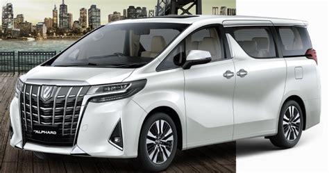 2016 Toyota Alphard 3 5 Q A T banderol toyota alphard 2018 naik hingga rp50 jutaan