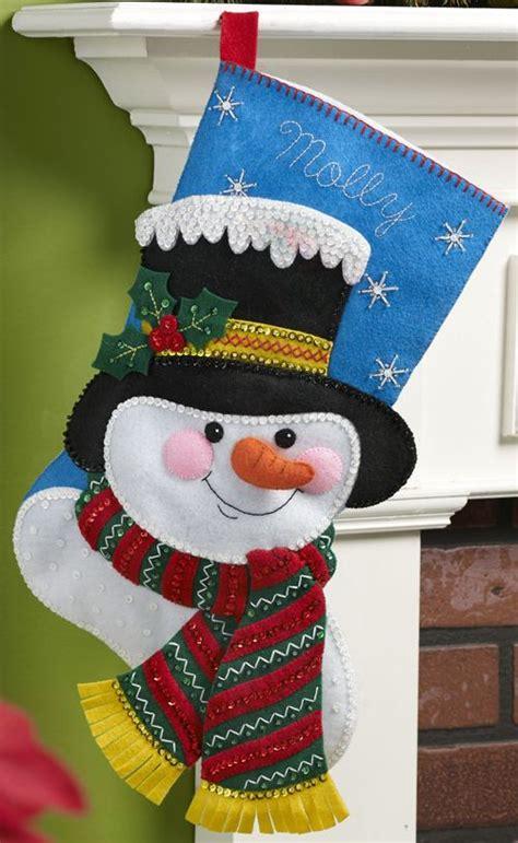 sale jolly santa faces bucilla felt applique tree may 2015 bucilla kit on sale at merrystockings