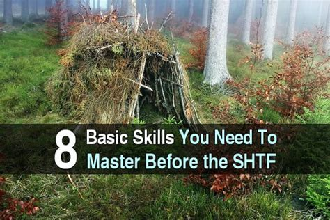 what basic skills do i need to build my own house quora 8 basic skills you need to master before the shtf urban