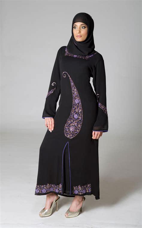 Fashion Muslim Abaya The Muslim And Dress Style