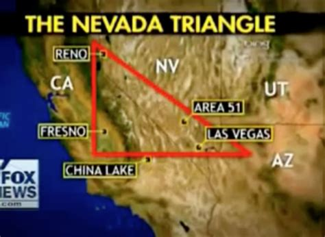 secrets of the bermuda triangle fox news fox news report on the nevada triangle