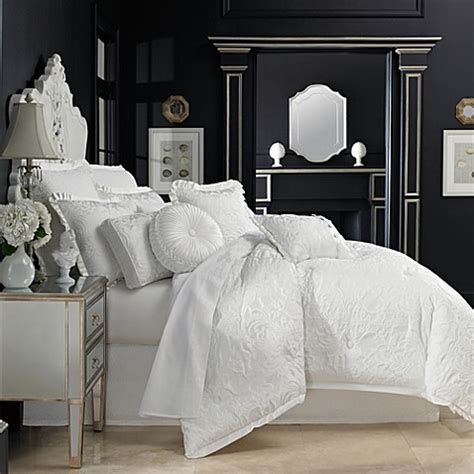 j queen new york comforter set buy j queen new york chantilly 4 piece full comforter