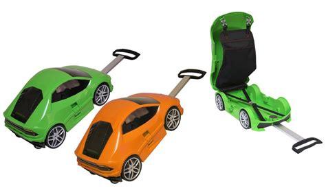 Lamborghini Suitcase Lamborghini Kid S Carry On Groupon Goods
