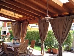 tettoie trasparenti per esterni copertura terrazzo in legno pergole e tettoie da