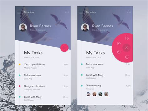 layout design for android app do ui kit anton ux design and ui ux