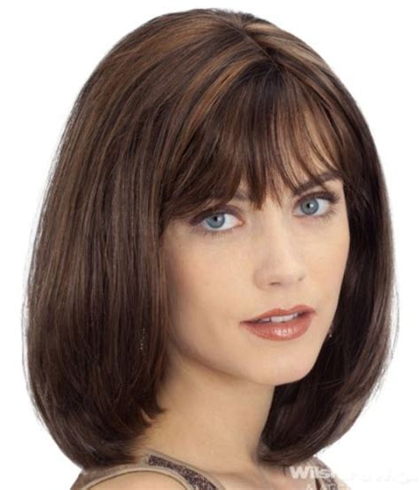 in front medium haircuts 17 best ideas about front bangs hairstyles on pinterest