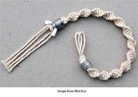 Macrame Spiral Knot - macrame spiral knot