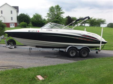 yamaha jet boat battery yamaha sx230 high output jet boat 2005 for sale for