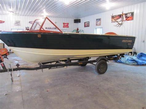 crestliner boat vin 1972 crestliner woody norseman vin spring cer