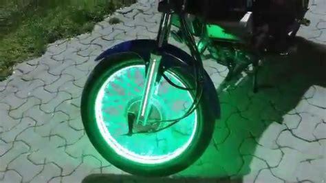motorsiklet renk degistiren jant cemberi youtube