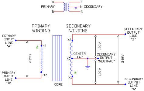 center tap transformer wiring 29 wiring diagram images