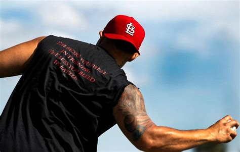 yadier molina tattoos 20 best st louis cardinals tattoos images on