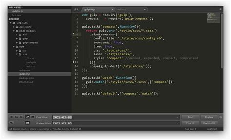 seti theme sublime text 3 sublimetext seti ui theme oxxo studio
