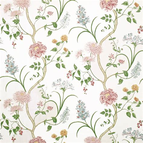 tree pattern fabric uk summer tree fabric lilac dapgst203 sanderson a