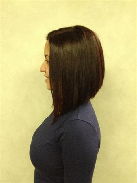 lob hairstyles 360 view 1455 best wear it images on pinterest
