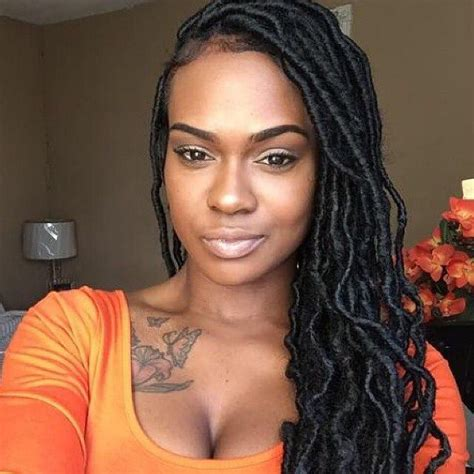 faux locs protective style 269 best protective styles images on pinterest