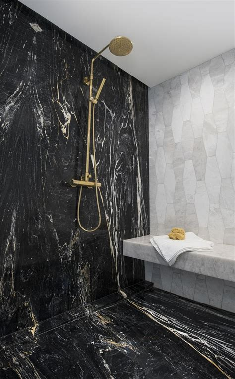 Black And White Marble Bathrooms by 127 Best Images About Marble Bathrooms On