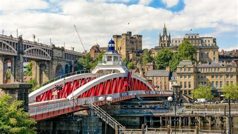 newcastle swing bridge newcastle swing bridge jigsaw puzzle in bridges puzzles on
