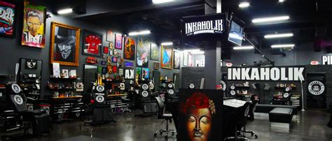 inkaholik tattoos miami fl inkaholik kendall inkaholik tattoos and piercing studio