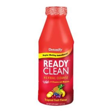 Ready Clean Detox Drink Reviews can detoxify s ready clean detox help pass a test