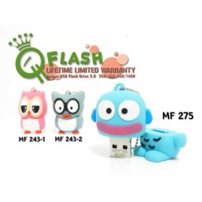 Flashdisk Kelinci Lucu 8gb Qflash new release by anetastore