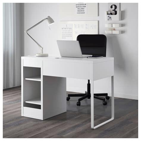 ikea escritorios micke micke desk white 105x50 cm ikea