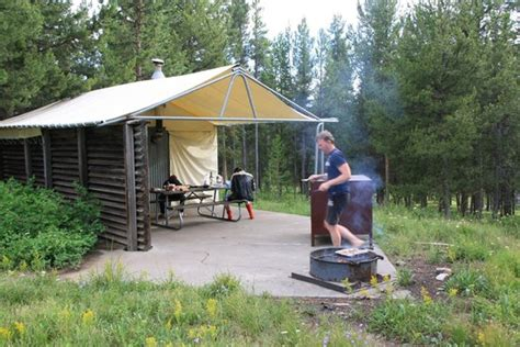 Colter Bay Tent Cabins by Tent Cabins Picture Of Colter Bay Grand Teton