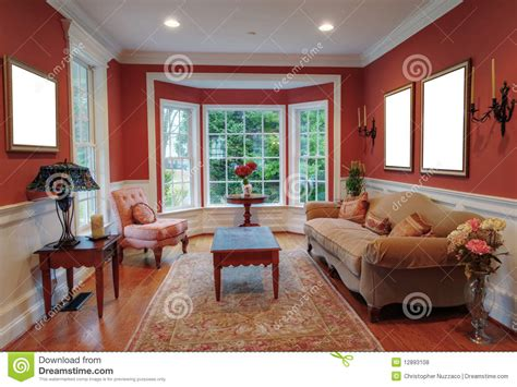 living room closet royalty free stock images image 6383969 living room interior with bay window royalty free stock