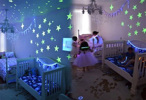 glow in the dark paint for bedroom walls cool cheap but cool diy wall art ideas for your walls