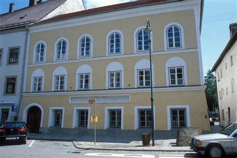 hitler born place adolf hitler austrian court to rule on his birth home time