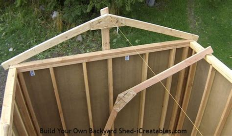 Cutting Roof Rafters For A Shed Roof by Related Keywords Suggestions For Shed Rafters