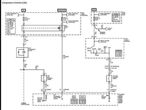 gm ac compressor wiring diagram ewiring