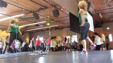 quot hit the floor quot dance fitness with medora youtube