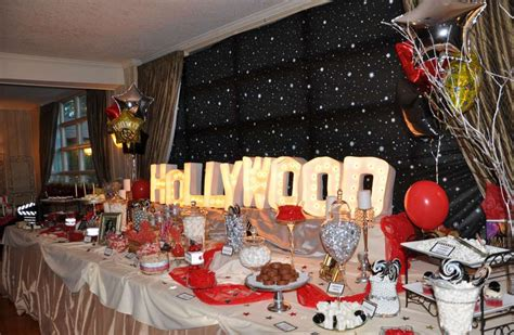 photo themed party hollywood theme party and the items to get for it home