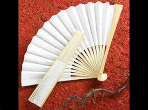how to a paper fan how to a paper fan easy simple hd