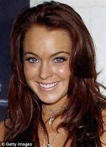 Has Lindsay Far by Has Lindsay Lohan S Living Caused Uneven Nostrils